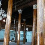aslanhane mosque (inside)