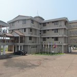 Takoradi Beach Hotel - From The Roadside