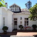 Front Entrance Blackheath Lodge