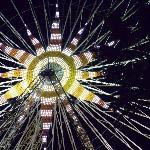The big wheel, Place massena Nice