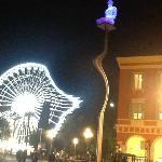 IPad photo of the big wheel