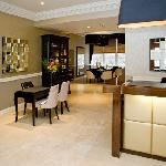 Fraser Suites Edinburgh Reception