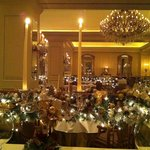 Christmas is in the air at Gaddi's, Dec 2011