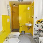 il bagno al pianterreno