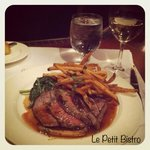 Steak Frites...YUM