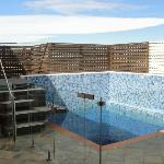 Plunge Pool & Hot Tub