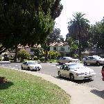 Excellent houses surrounding park