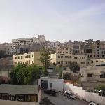 L'école face à la pension bab al medina