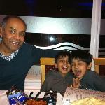 Ashrafs birthday