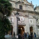 Iglesia de Santa Bárbara (Salesas Reales)