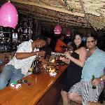 After dinner drinks. AWESOME bartender!!