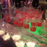The jelly shots
