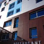 Olimpiades Bar & Restaurant.