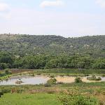 Aussicht auf den Dam