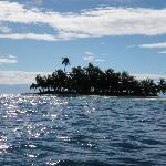 une des îles