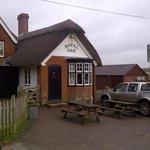 Royal Oak, Fritham - outside