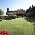 Un'oasi di verde in prossimità del centro storico di Todi