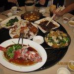 The $110 fish dish!