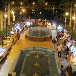 Vendor night at the Riu Palace Aruba