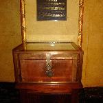 Huey Long Deduct Box