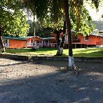El Recreo hotel in Providencia island