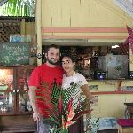 Owners of the restaurant