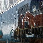 Newport's Bayfront - Mural