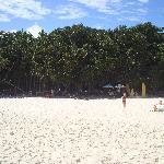 Vista areia