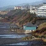 Nye Beach - the Turnaround, from Don Davis Park