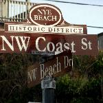 """Nye Beach - the heart of the """"village"""""""