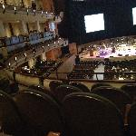 Inside the Winspear