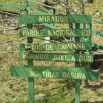 Altos De Campana National Park Foto