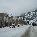 Ouray downtown