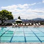 Grand Hyatt Seoul- Outdoor Swimming Pool