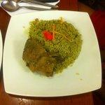 Inigualable arroz con pato