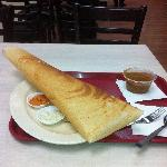 And Yes the Dosa