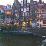 entrez dans une demeure typique d'Amsterdam