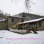 Nevicata Febbraio 2012
