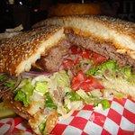 Monster Burger!