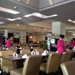 Yellow Orchid - Thai Airlines' Restaurant