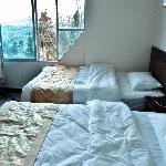 Bedroom at Jacky's