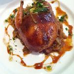 Delicious quail