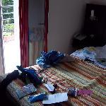 Single room in City Hotel