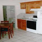 Family Suites with Full Kitchen