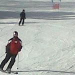 easy skiing = fun