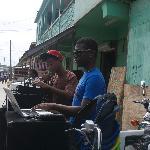 dj's on the street