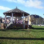 Kemmel village green