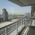 Vu du balcon