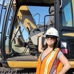 "These are not just ""big boy"" toys, Ladies LOVE operating heavy equipment, too!"