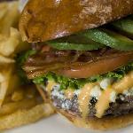 California Cobb Burger